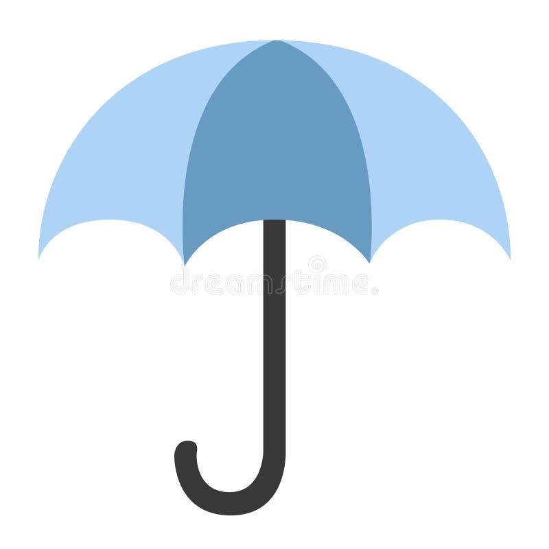 Download Icona Isolata Dell'ombrello Illustrazione Vettoriale - Illustrazione di semplice, cielo: 117975103