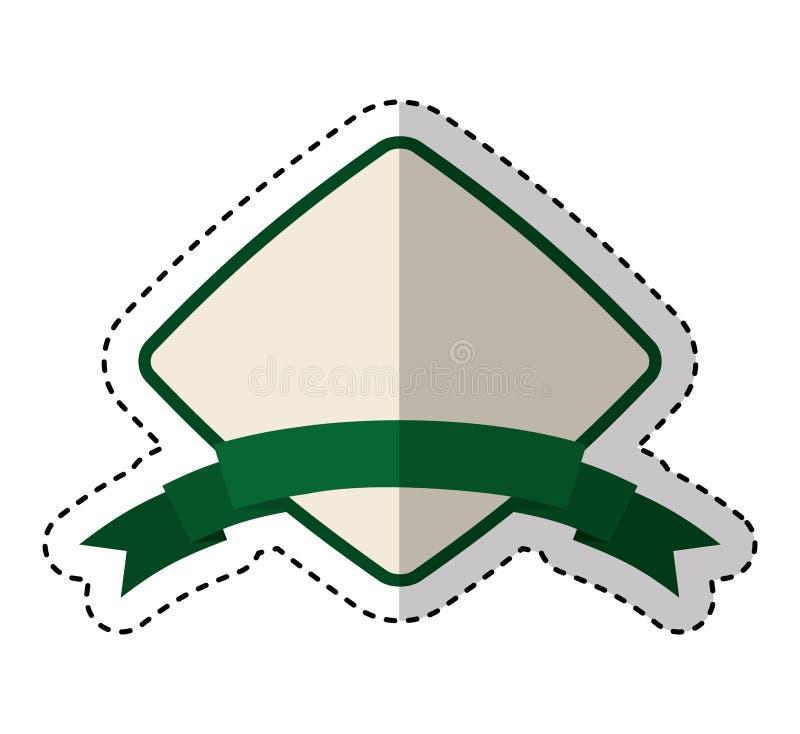 Icona isolata elegante della pagina illustrazione vettoriale
