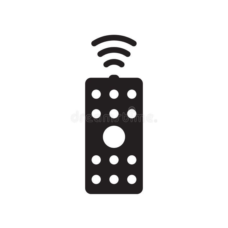 Icona telecomandata  illustrazione vettoriale