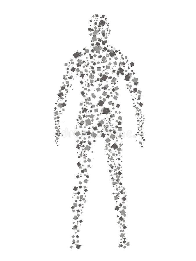 Icona umana royalty illustrazione gratis