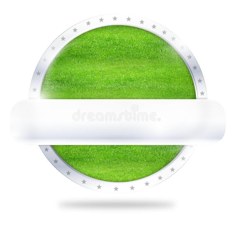 Icona verde di sport royalty illustrazione gratis