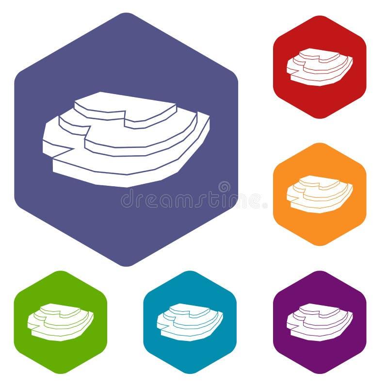 Download Icone Del Giacimento Del Riso Messe Illustrazione Vettoriale - Illustrazione di grafico, naughty: 117979023