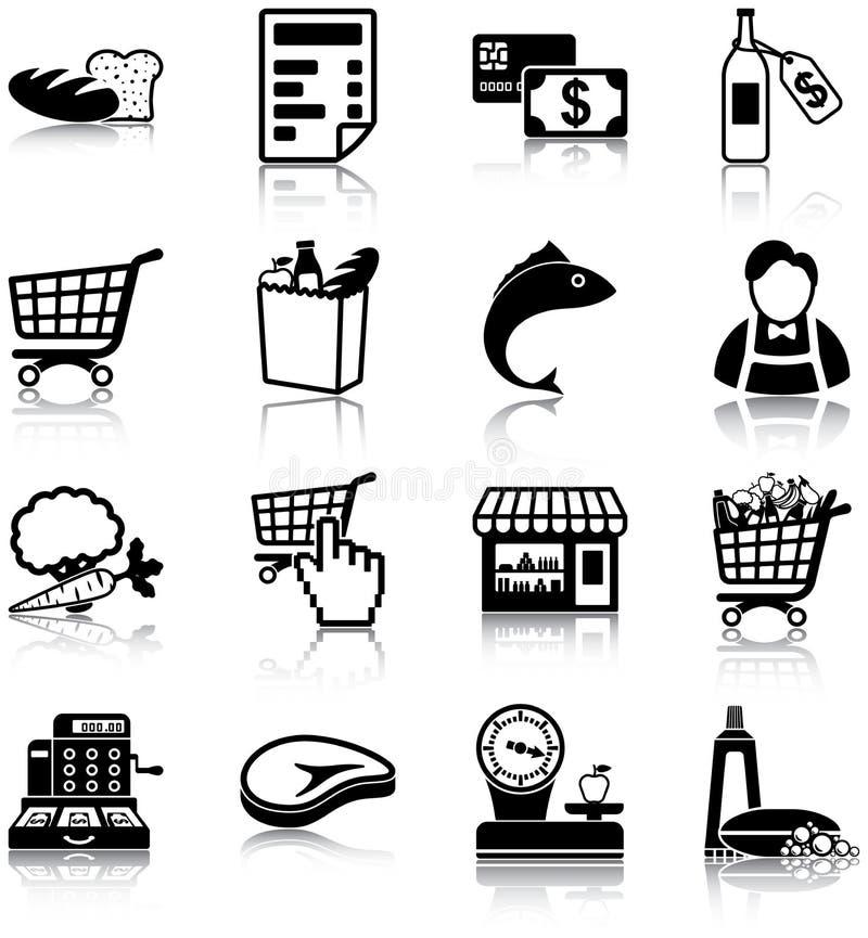 Icone della drogheria