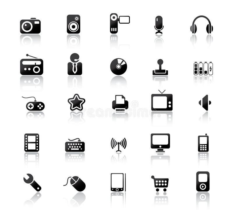 Icone di media
