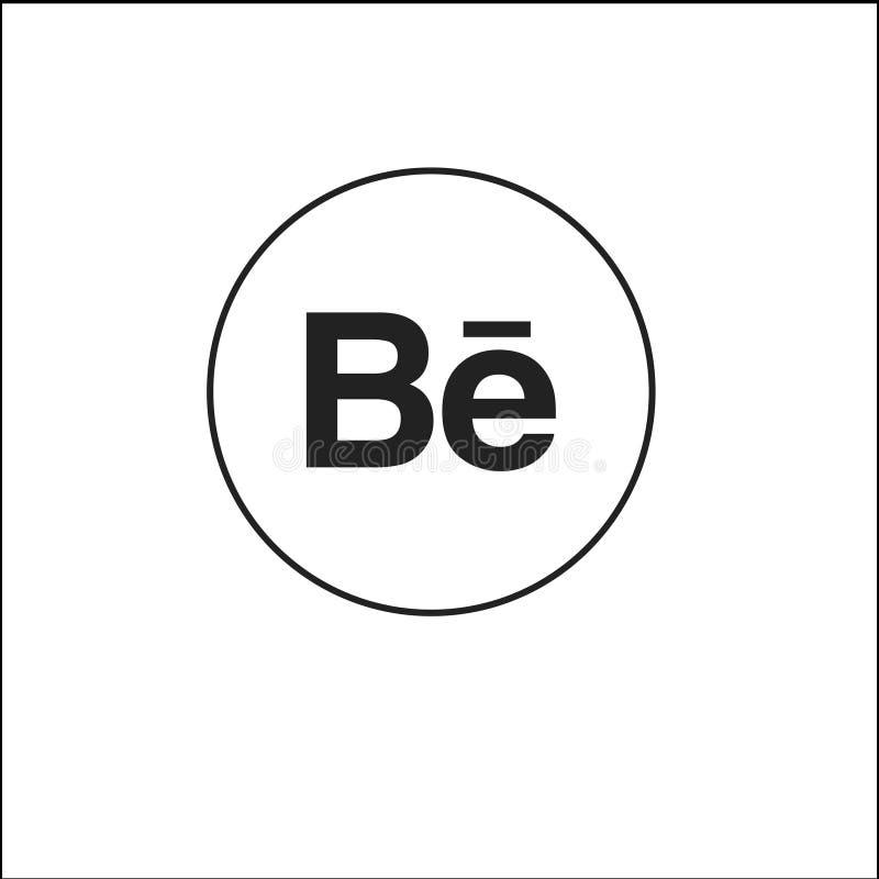 Icone per l'illustrazione di vettore della rete sociale in piano - vettore illustrazione vettoriale
