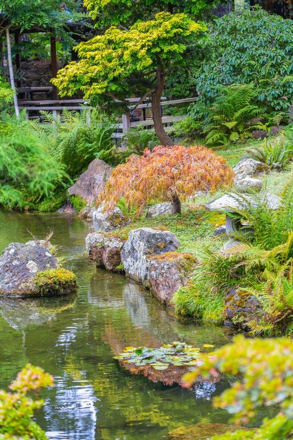 Free Iconic Japanese Tea Garden In Golden Gate Park Stock Photo - 160450880
