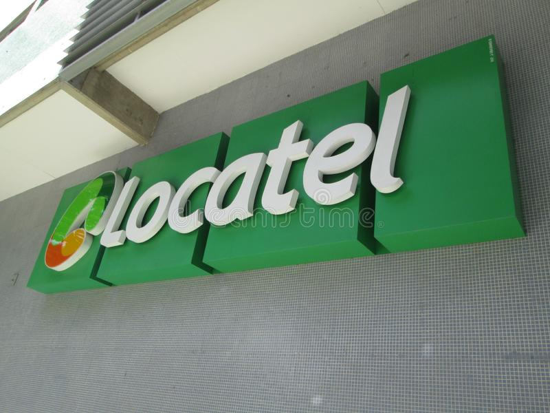 Iconic network of drugstore, called Locatel, in the east of the city of Caracas, Caracas, Venezuel. A stock photos
