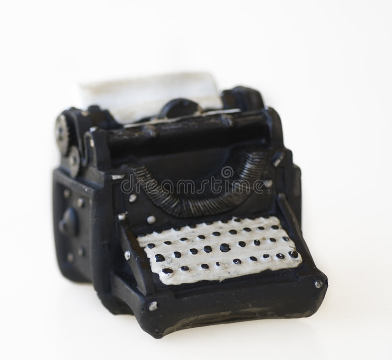 Download Iconic Old Typewiter stock photo. Image of retro, model - 2410518