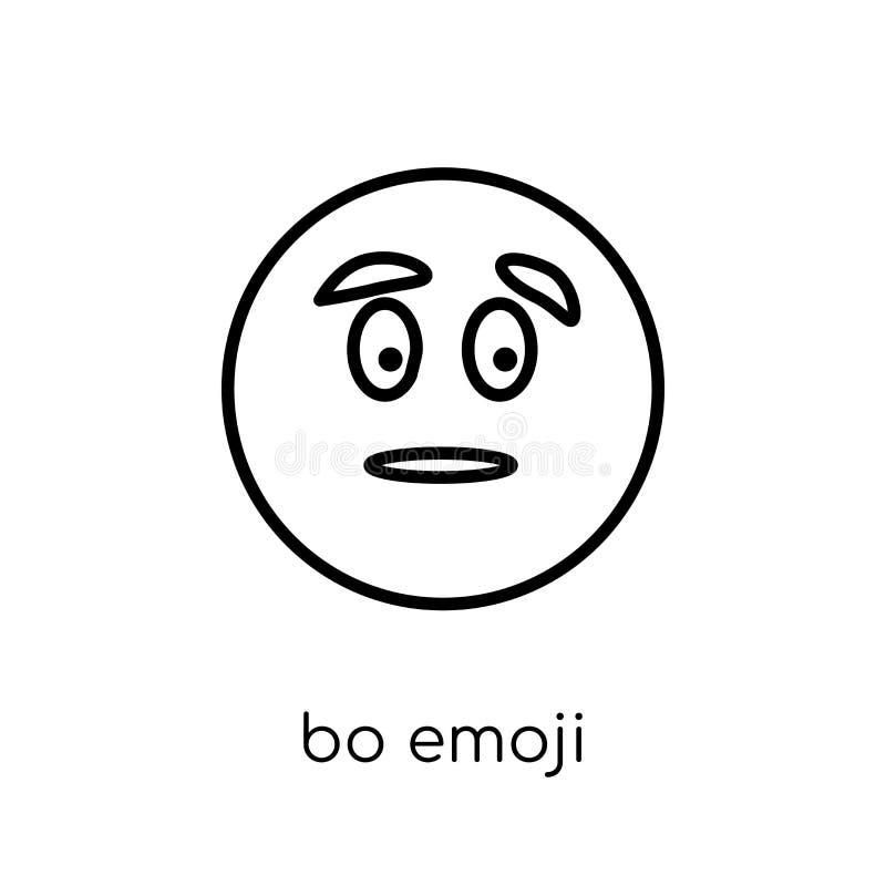 Icono agujereado del emoji de la colección de Emoji libre illustration