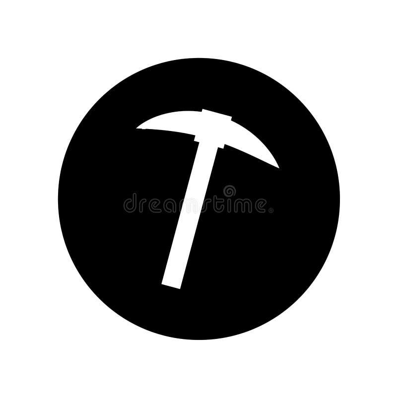 Icono aislado herramienta de la selección stock de ilustración
