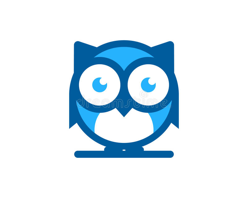 Icono animal Logo Design Element del sueño libre illustration