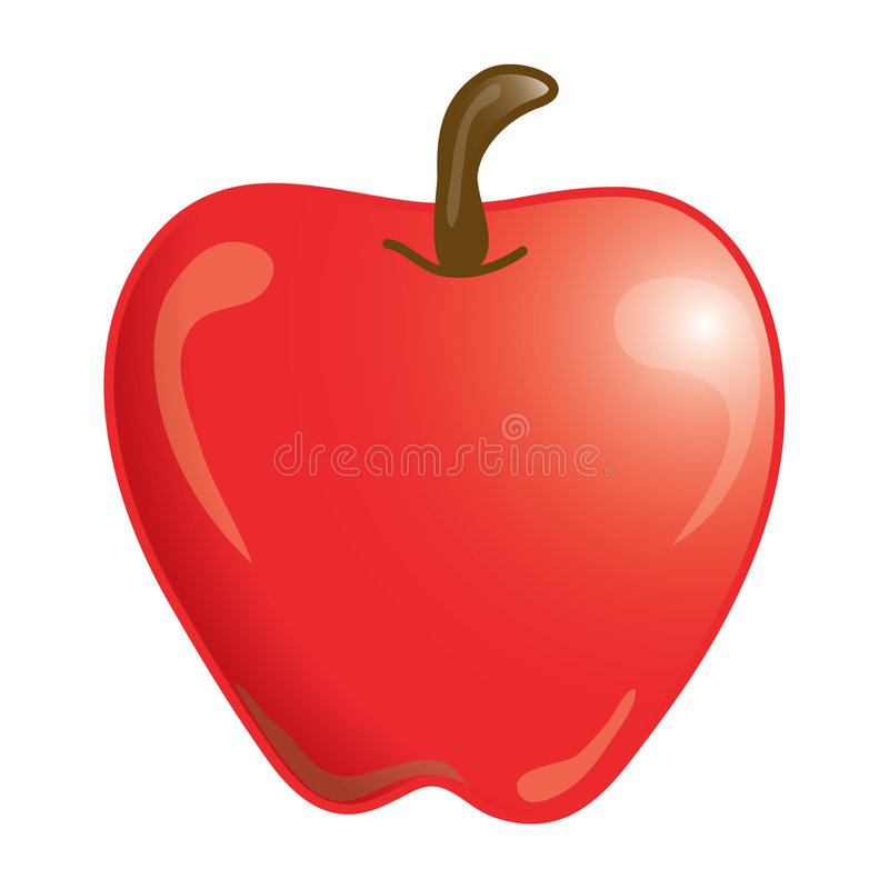 Icono de Apple libre illustration