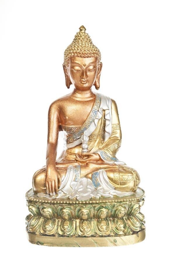 Icono de Budha fotos de archivo