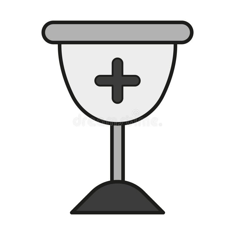 Icono de cristal cruzado libre illustration