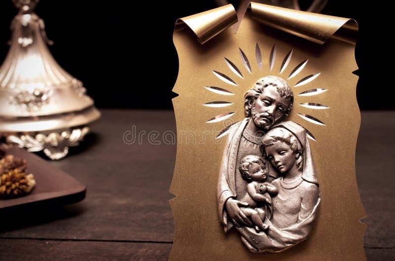 Icono de Jesús imágenes de archivo libres de regalías