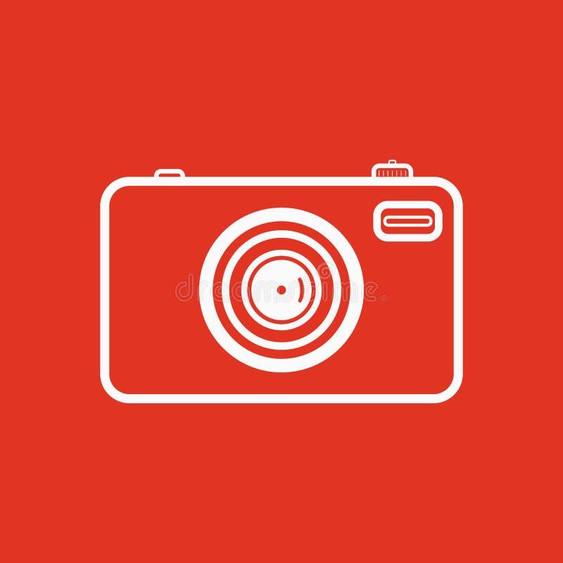 Icono de la cámara de la foto libre illustration