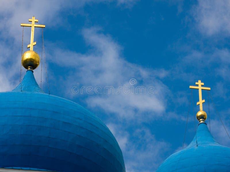 Icono de la catedral de Bogolyubovo de nuestra señora imágenes de archivo libres de regalías