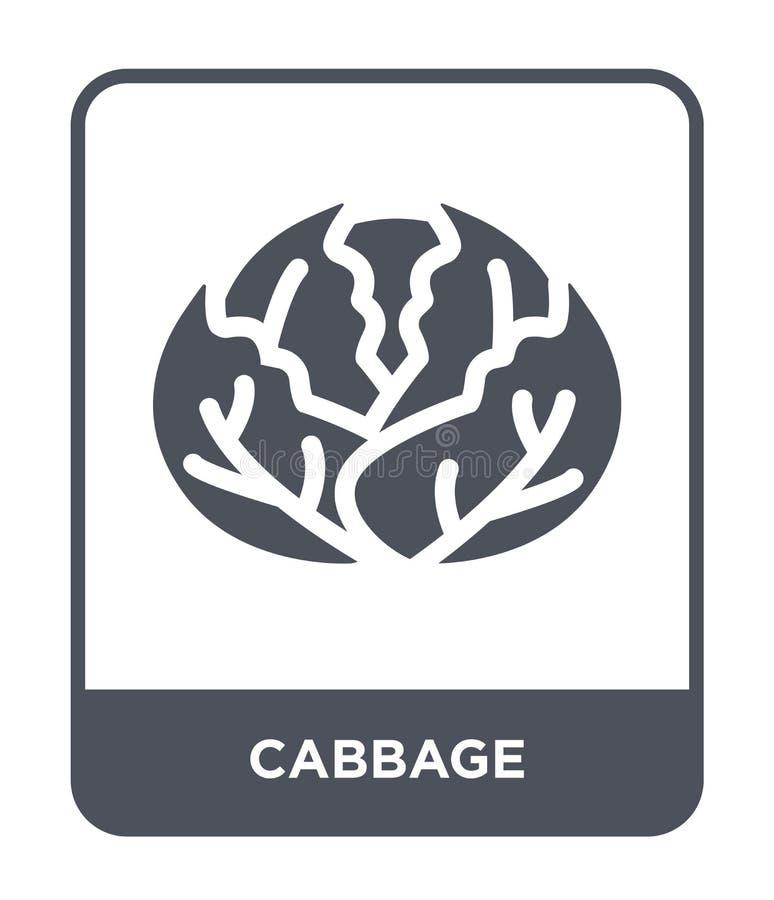 icono de la col en estilo de moda del diseño icono de la col aislado en el fondo blanco símbolo plano simple y moderno del icono  stock de ilustración