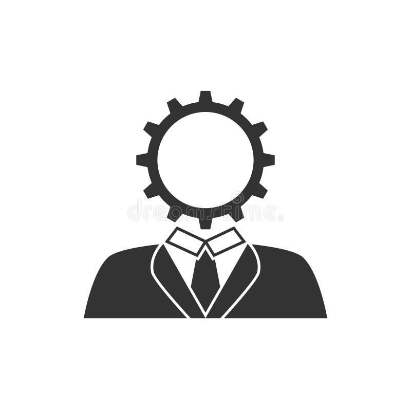 Icono de la configuración del usuario libre illustration