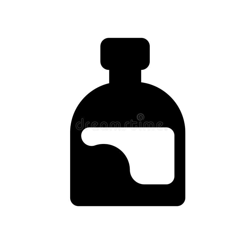 Icono de la crema de Sun  stock de ilustración
