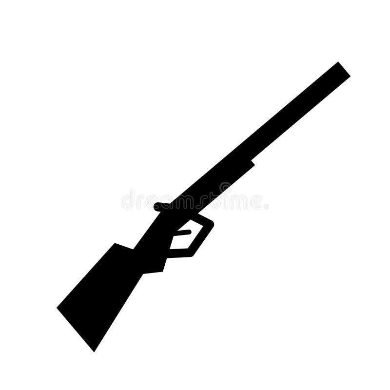 Icono de la escopeta  libre illustration