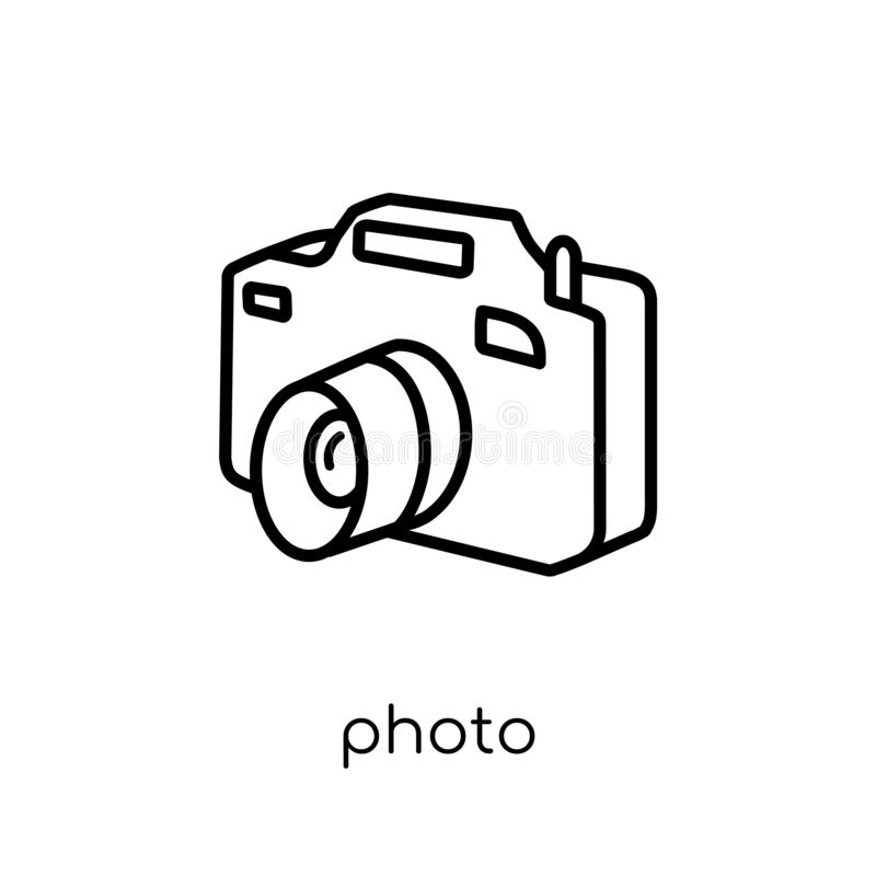 Icono de la foto  libre illustration