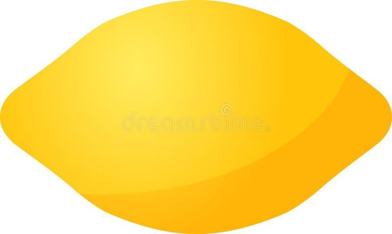 Icono de la fruta del limón libre illustration