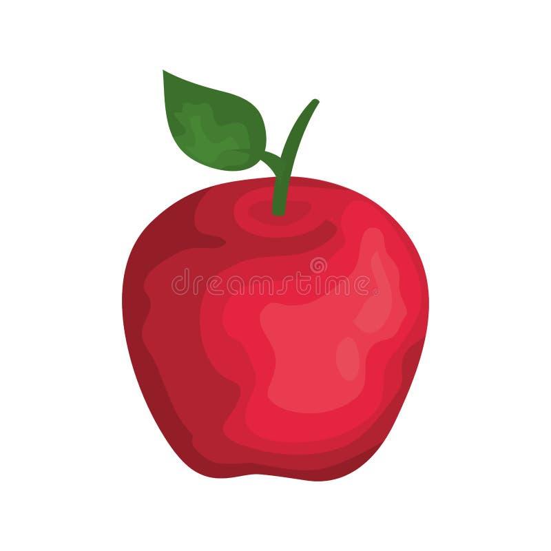 Icono de la fruta fresca de Apple libre illustration