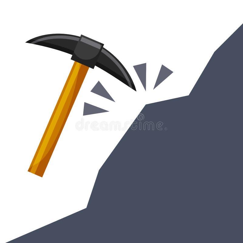 Icono de la herramienta de la selección stock de ilustración
