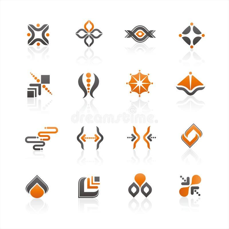icono de la insignia libre illustration