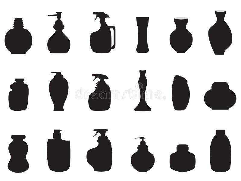 Icono de la loción stock de ilustración