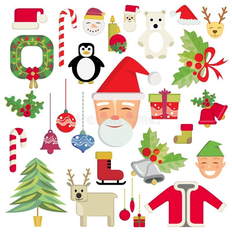 Icono de la Navidad libre illustration