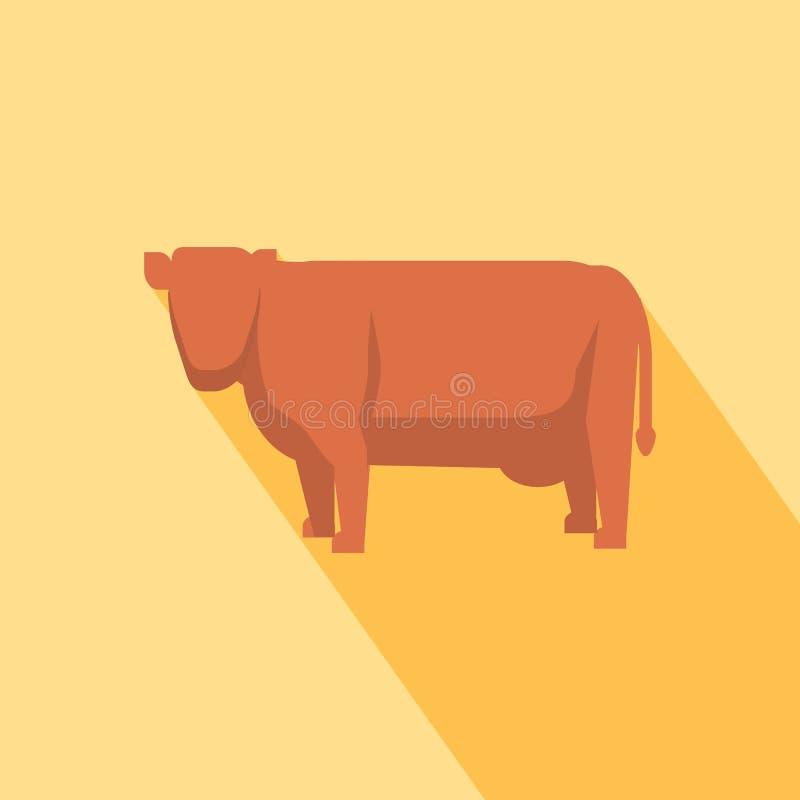 Icono de la vaca libre illustration