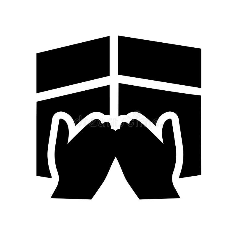 Icono de la vigilia Concepto de moda del logotipo de la vigilia en el fondo blanco de R libre illustration