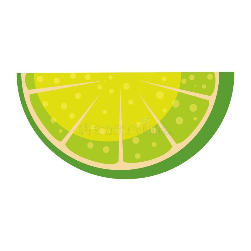 icono de los agrios del limón stock de ilustración