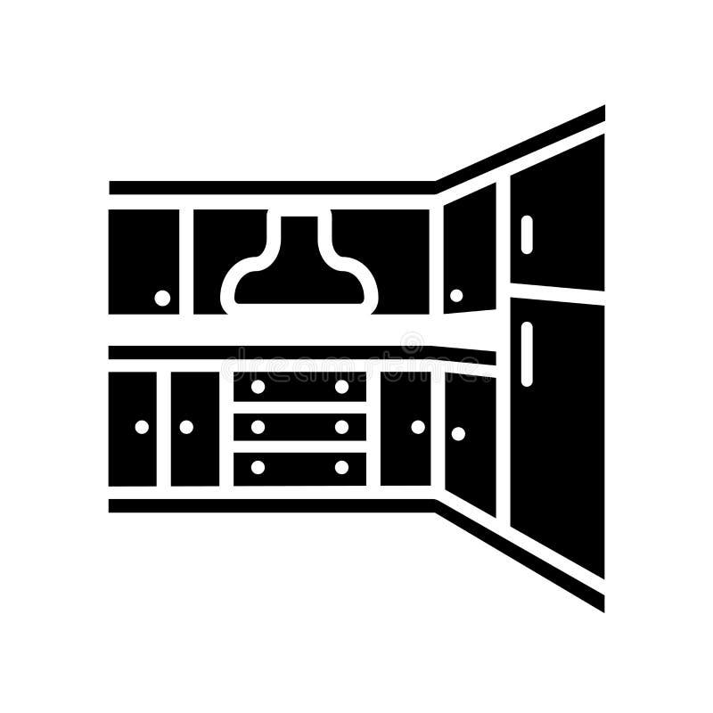 Icono de los gabinetes  libre illustration