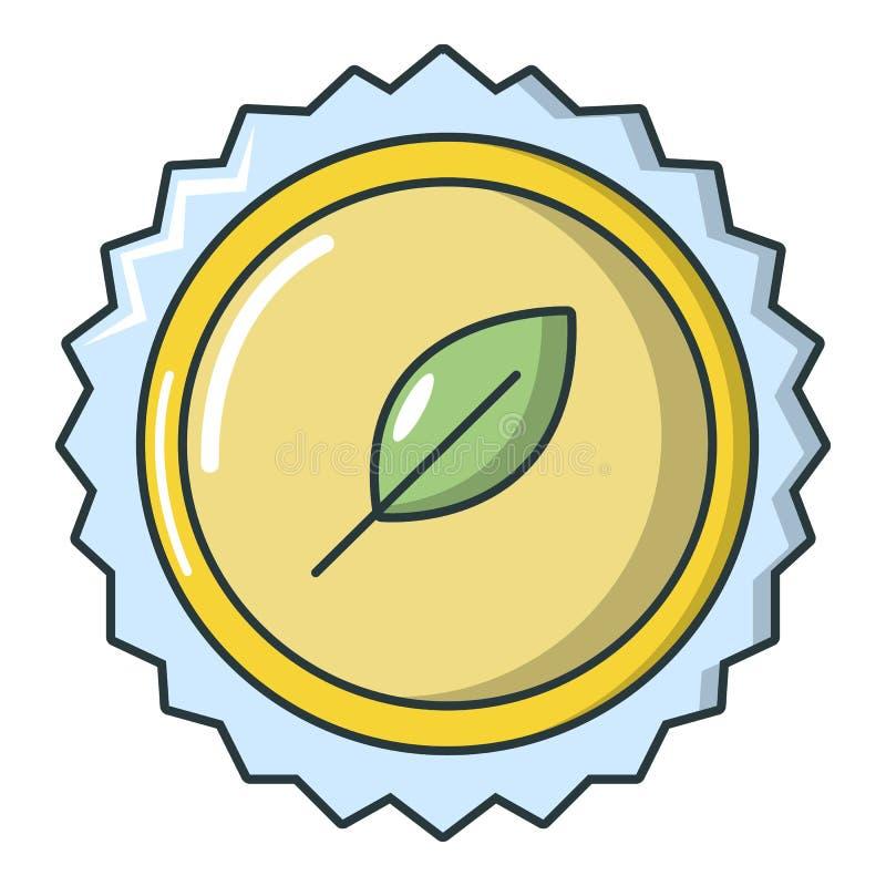 Icono de restauración del casquillo de la bebida, estilo de la historieta ilustración del vector