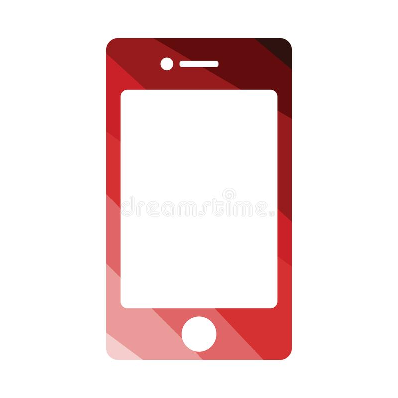 Icono de Smartphone ilustración del vector