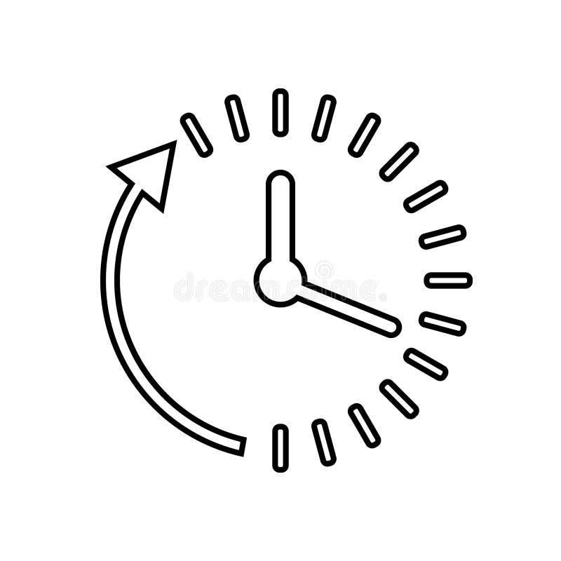 Icono de varios canales del vector Icono polivalente del ejemplo Símbolo del vector de Omnichannel libre illustration