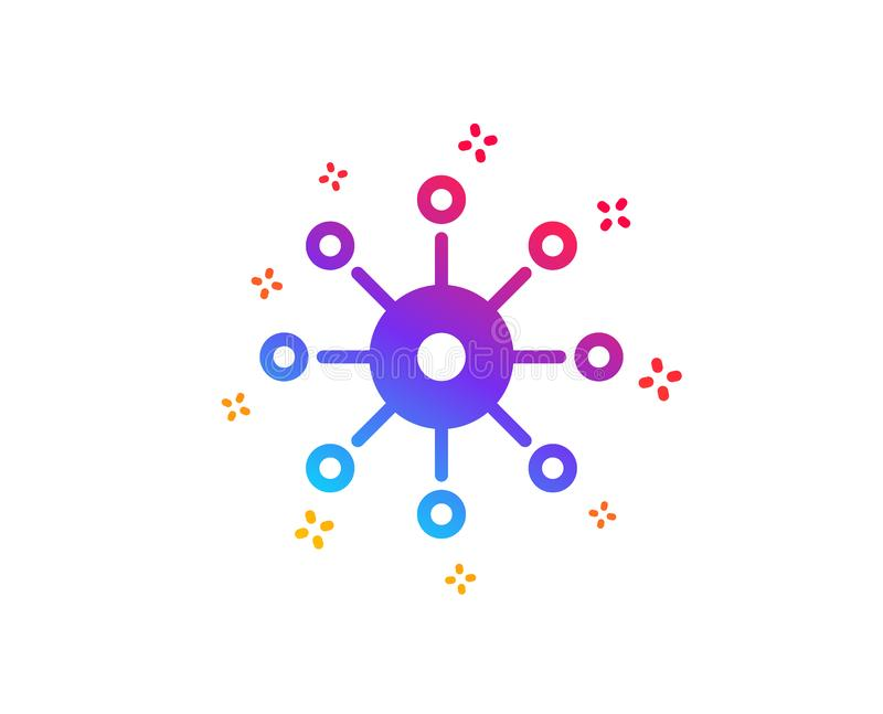 Icono de varios canales Muestra polivalente Vector libre illustration