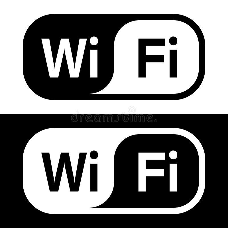 Icono de Wifi libre illustration