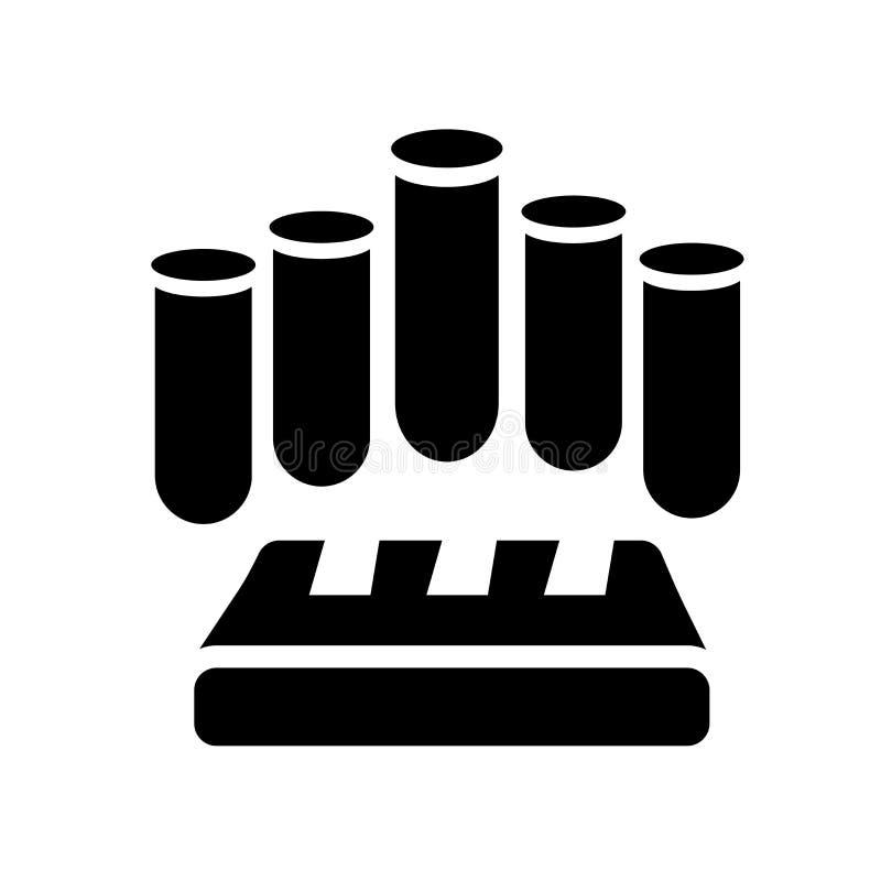 Icono del órgano  stock de ilustración