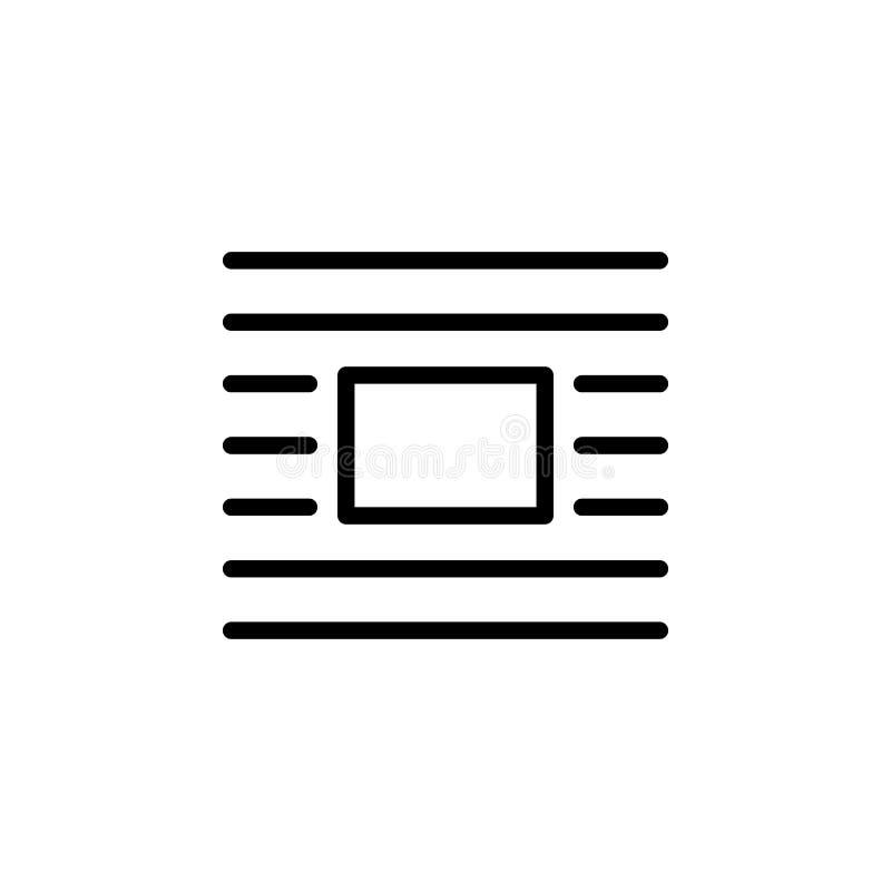 Icono del abrigo Puede ser utilizado para la web, logotipo, app móvil, UI, UX ilustración del vector