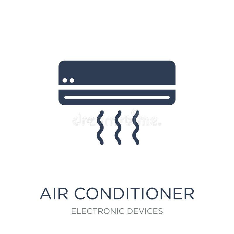 Icono del acondicionador de aire  ilustración del vector