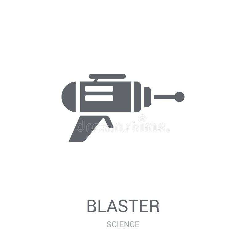 Icono del arenador Concepto de moda del logotipo del arenador en el fondo blanco franco libre illustration
