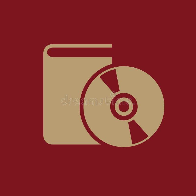 Icono del audiolibro Diseño del vector Biblioteca, símbolo del audiolibro web gráfico jpg ai app LOGOTIPO objeto plano imagen mue libre illustration