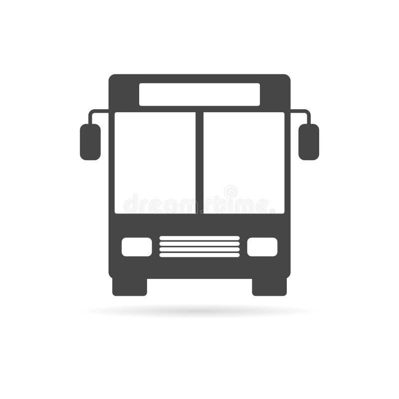 Icono del autobús libre illustration