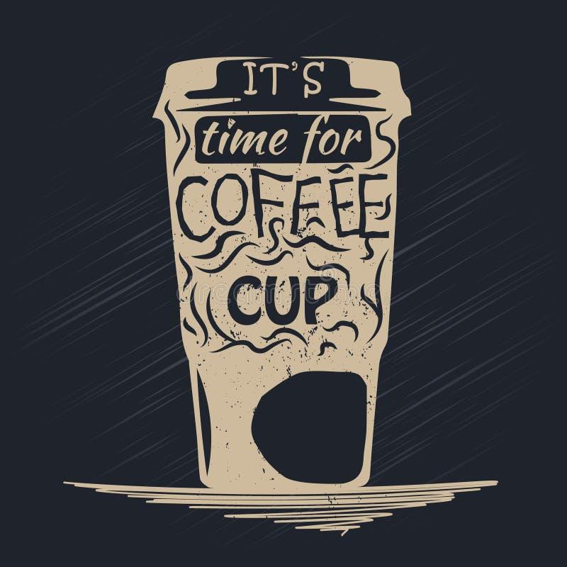Icono del café libre illustration