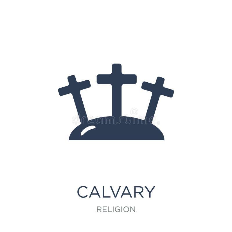 Icono del Calvary  libre illustration