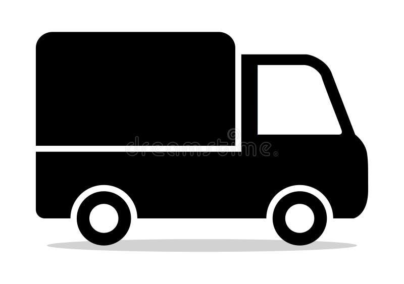 Icono del camión libre illustration